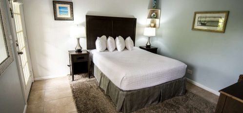Marco Island Lakeside Inn Lakeview Superior 2 BR-2BA Suite Bedroom A