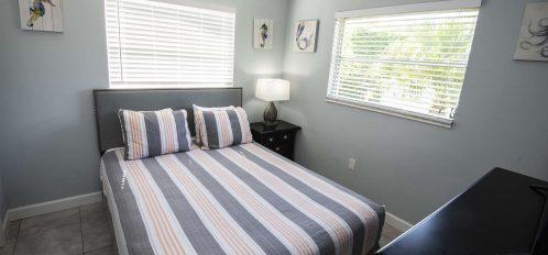 Marco Island Lakeside Inn Standard Villa 2BR-1BA Bedroom A