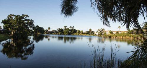Marco Island Lakeside Inn exterior lake (3)