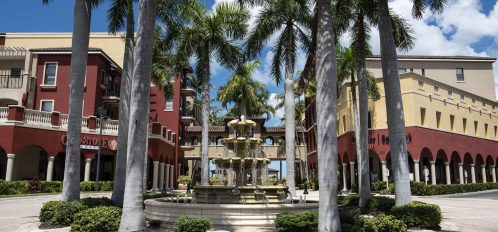 Marco Island area shops and restaurants